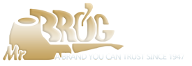 Mr. Brog Logo