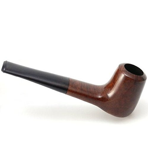 No. 86 Champion Mediterranean Briar Wood Tobacco Pipe