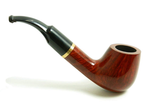 Briar Wood Pipe - Full Bent No 67 - Hand Made