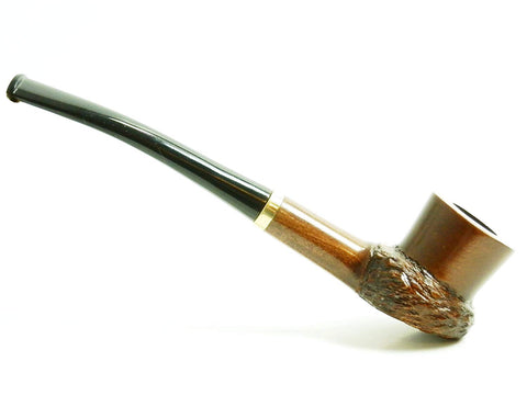 No. 45 Puella Pear Wood Tobacco Pipe