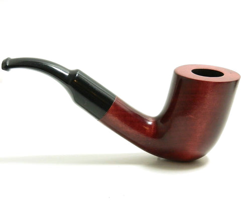 No. 37 Viking Pear Wood Tobacco Pipe