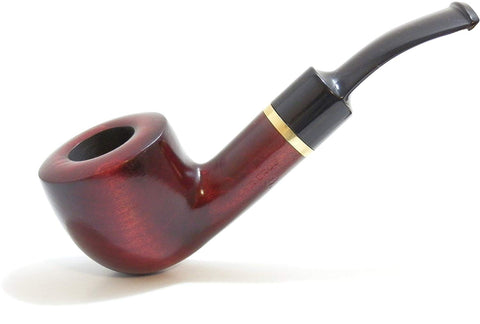 No. 43 Kentucky Pear Wood Tobacco Pipe