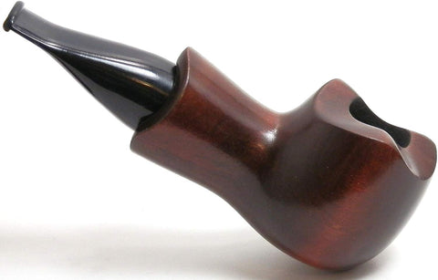 Tobacco Smoke Pipe - Scoot No 52 from The Root of Pear Wood - Briar Equivalent - Hand Made