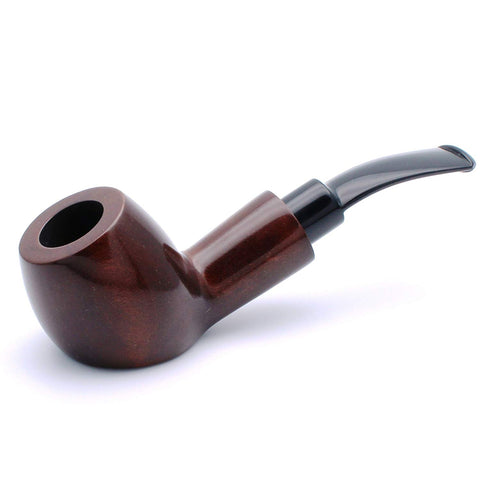 No. 63 Zurek Pear Wood Tobacco Pipe