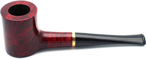 Poker Mediterranean Briar Wood Tobacco Pipe