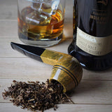 No. 171 Royal Mediterranean Briar Wood Tobacco Pipe