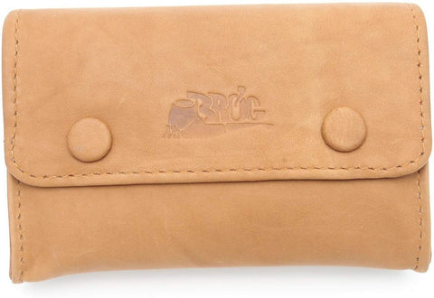 Antique Leather Tobacco Pouch