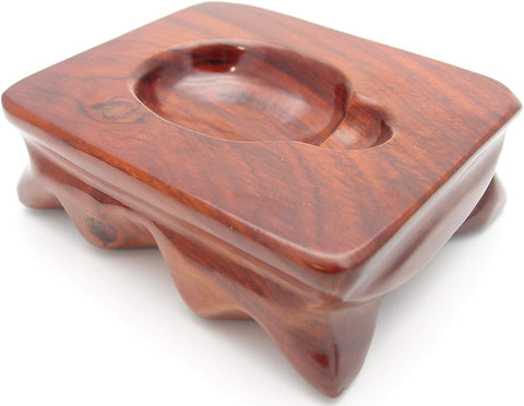 Majestic Wood Pipe Stand