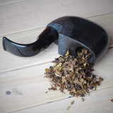Handmade Tobacco Smoking Pipe - Model No. 172 U.S. Pocket - Mediterranean Briar Wood