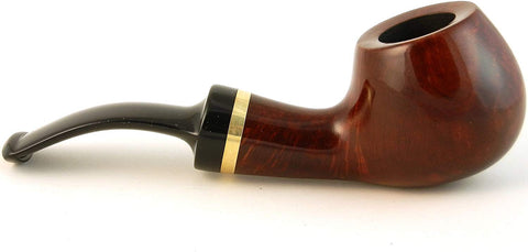 No. 131 Greece Mediterranean Briar Wood Tobacco Pipe
