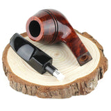 Handmade Tobacco Smoking Pipe - Model No. 170 Prestige - Mediterranean Briar Wood