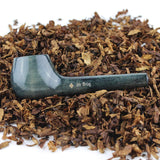 Handmade Tobacco Smoking Mini Pipe - Model Suzi - Pear Wood Roots