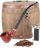 No. 92 Regata Mediterranean Briar Wood Tobacco Pipe