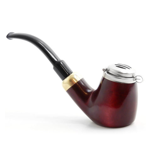 No. 21 Old Army Pear Wood Tobacco Pipe
