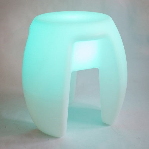 LED Color Changing Stool