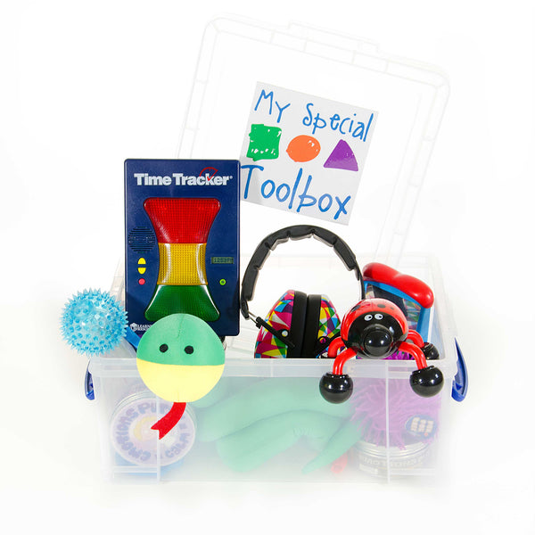 Sensory Seekers Toolbox