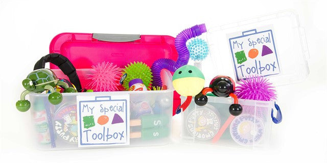 Mini Calm Toolbox