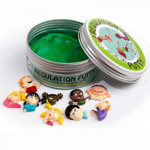 Emotions Regulation Putty