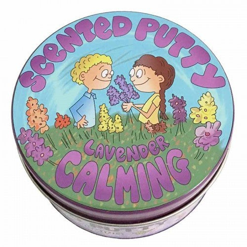 Calm Lavender Scented Putty