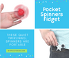 Pocket Spinner Fidget