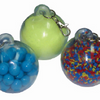 Gel Fidget Balls 3 pk Key Chain
