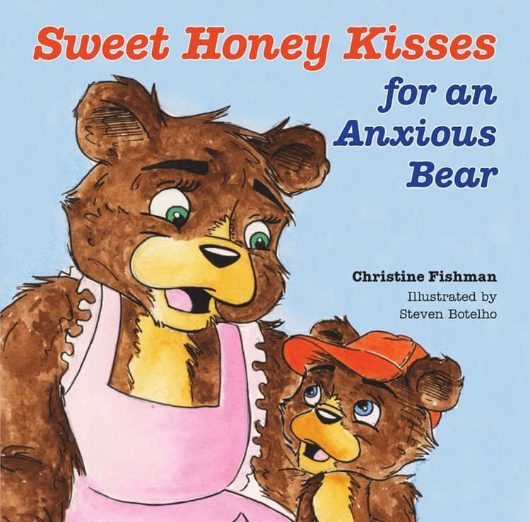 Sweet Honey Kisses for an Axious Bear
