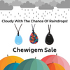 Chewigem Rain Drop Necklace