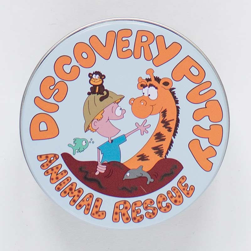 Discovery Putty™  Animal Rescue (Firm)