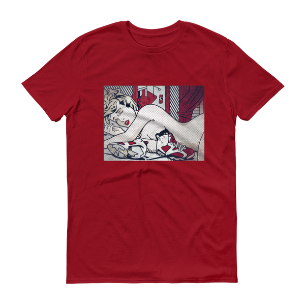 Sleeping J's Short sleeve t-shirt