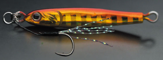 Little Jack Metal Adict 05g Type 1 jig #04 Red Gold