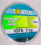 AG022 - Tortue Super Control IGFA 1000m 3kg Fishing Line
