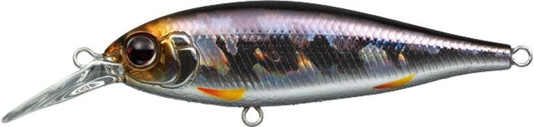 BSHAD209 - Ever Green Bank Shad 5.8cm #209