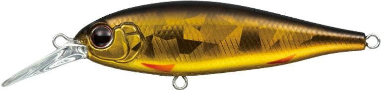 BSHAD259 - Ever Green Bank Shad 5.8cm #259