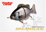 Ever Green Breamslide 15cm - Farm Pond Bream 638