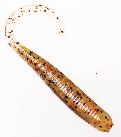 "Bait Breath Fish Curly 2.5"" #142"
