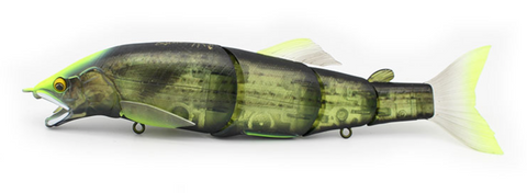 Little Jack Gorgon 188mm Custom Swimbait Lure #07