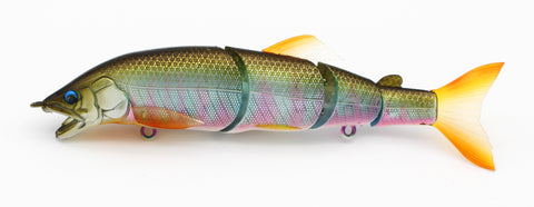 Little Jack Gorgon 125mm Swimbait Lure #11 Japanese Hasu