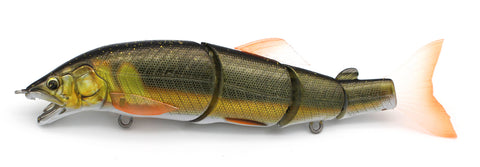 Little Jack Gorgon 125mm Swimbait Lure #12 Sabi Ayu