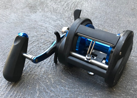 OW10000 - Banax Ocean Whale 10000 Over Head Reel