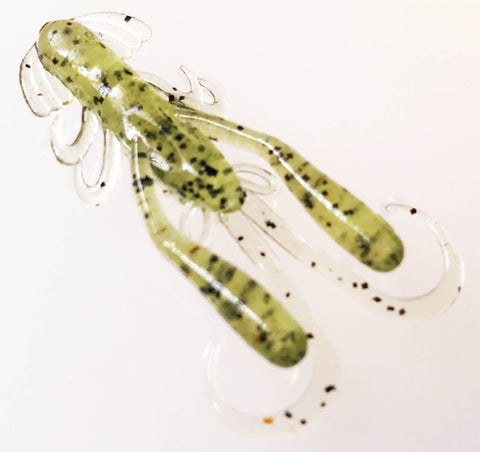 "Bait Breath Rush Craw 2"" #106"