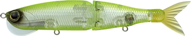 Ever Green Sea Drive 14cm - Skeleton Chartreuse 59