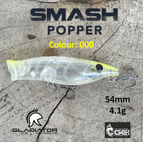 SMASH Popper - colour 000