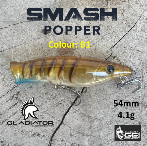 SMASH Popper - colour B1