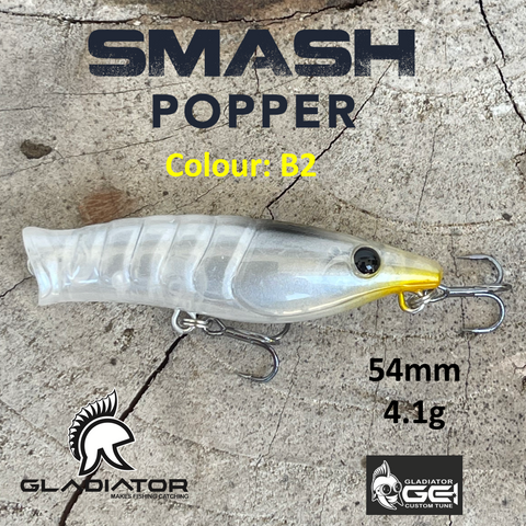 SMASH Popper - colour B2