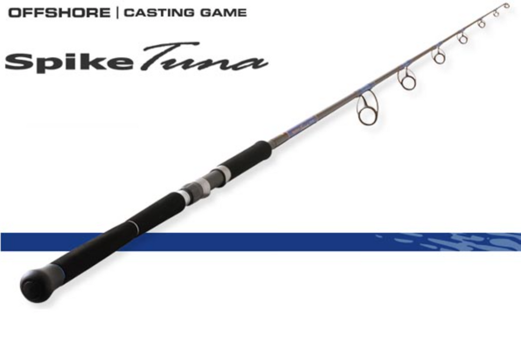 SK862TNL - Tenryu Spike Tuna Casting Rod - Light