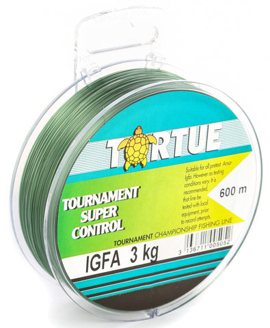 Tortue Super Control IGFA 600m 3kg Fishing Line