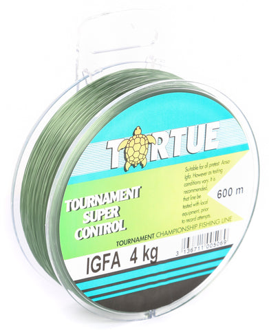 Tortue Super Control IGFA 600m 4kg Fishing Line