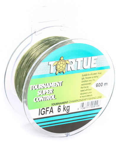Tortue Super Control IGFA 600m 6kg Fishing Line