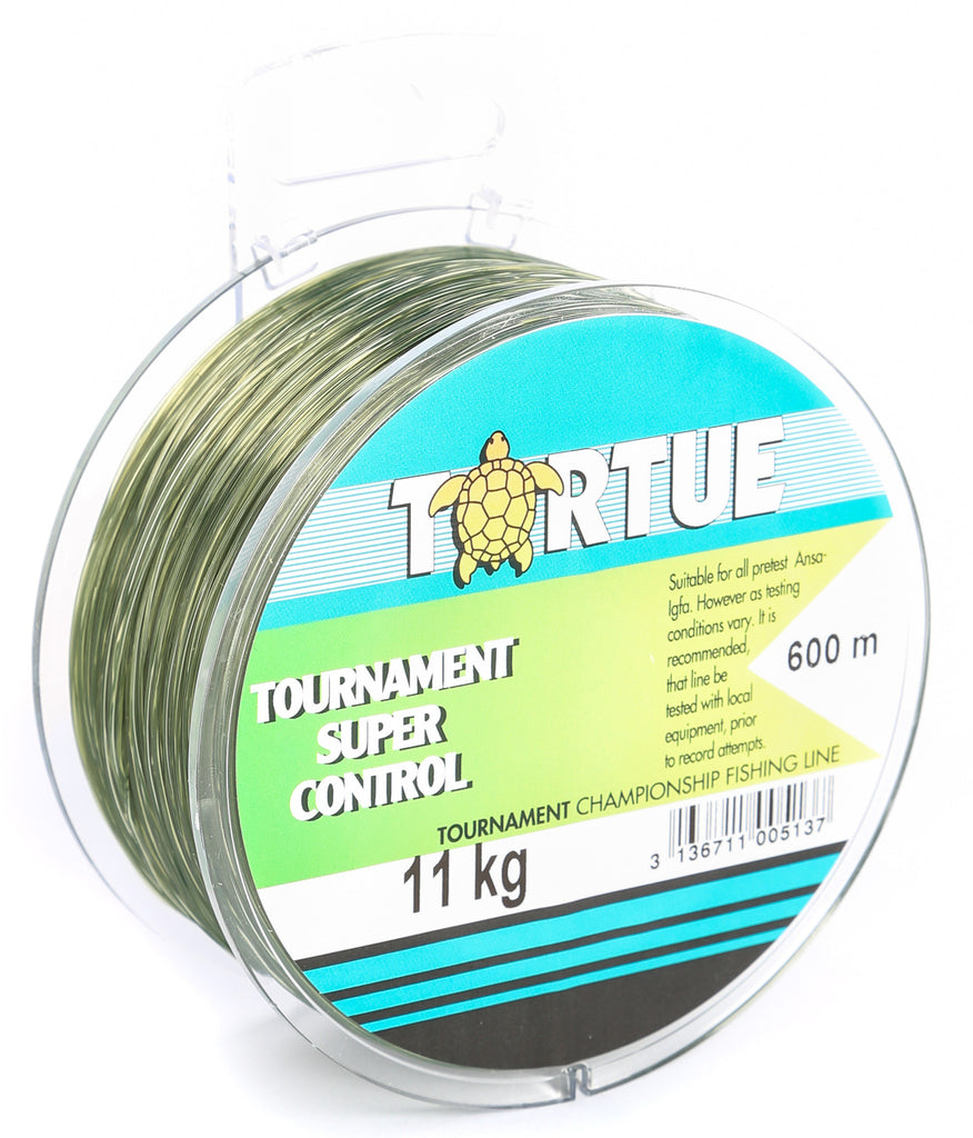 Tortue Super Control IGFA 600m 11kg Fishing Line