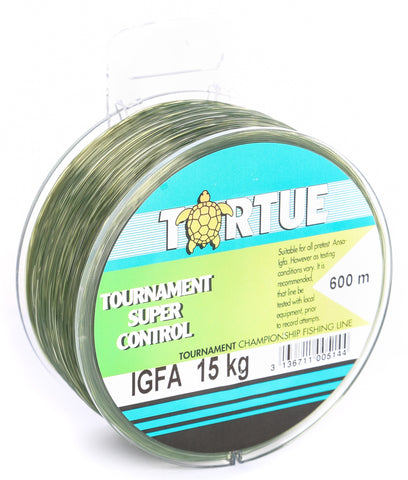 Tortue Super Control IGFA 600m 15kg Fishing Line